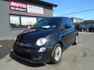 Used 2012 Fiat 500 for sale in St-Hubert, QC