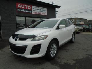 Used 2010 Mazda CX-7 GS for sale in St-Hubert, QC