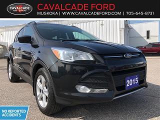 Used 2015 Ford Escape SE for sale in Bracebridge, ON