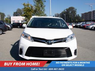 Used 2018 Toyota Sienna LE for sale in Port Moody, BC