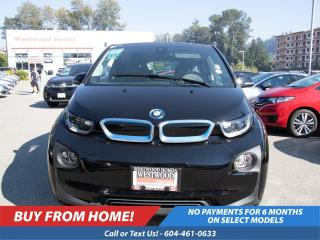 Used 2017 BMW i3 REX for sale in Port Moody, BC