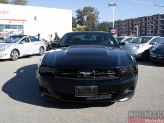 Used 2012 Ford Mustang V6 Coupe for sale in Port Moody, BC
