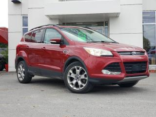 Used 2013 Ford Escape SEL for sale in Kingston, ON