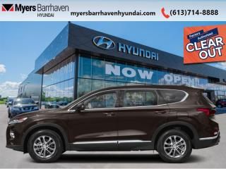 New 2020 Hyundai Santa Fe 2.0T Luxury AWD  - Sunroof - $263 B/W for sale in Nepean, ON