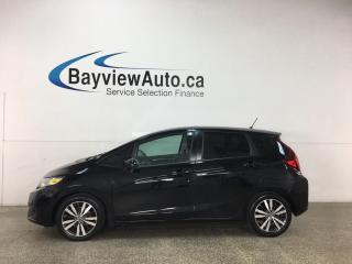 Used 2016 Honda Fit EX - 6SPD! ALLOYS! SUNROOF! PWR GROUP! for sale in Belleville, ON