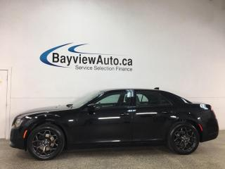 Used 2019 Chrysler 300 - AWD! HTD LEATHER! REVERSE CAM! + MORE! for sale in Belleville, ON