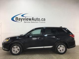 Used 2020 Mitsubishi Outlander ES - AWD! 7 PASS! REVERSE CAM! HTD SEATS! ALLOYS! + MORE! for sale in Belleville, ON
