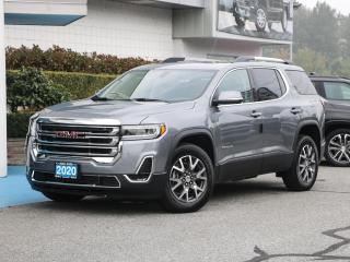 New 2020 GMC Acadia SLE Apple CarPlay & Android Auto, Backup Camera for sale in Coquitlam, BC