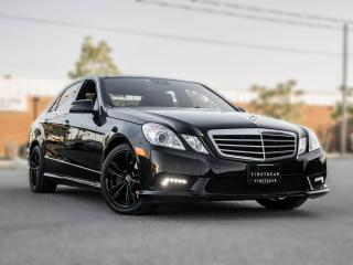 Used 2011 Mercedes-Benz E-Class E 350   NAV   BACK UP   PANOROOF   B.SPOT   GREAT CONDITION for sale in Toronto, ON