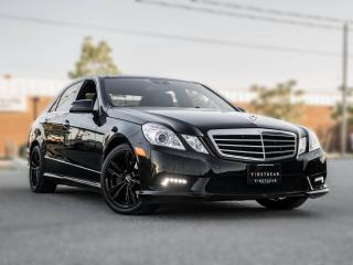 Used 2011 Mercedes-Benz E-Class E 350 | NAV | BACK UP | PANOROOF | B.SPOT | GREAT CONDITION for sale in Toronto, ON