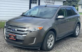 Used 2013 Ford Edge SEL for sale in Tiny, ON