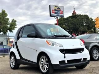 Used 2008 Smart fortwo PASSION for sale in Regina, SK