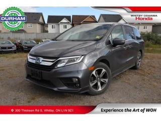 Used 2018 Honda Odyssey EX for sale in Whitby, ON