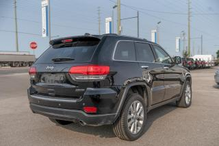 Used 2017 Jeep Grand Cherokee Limited NAVI/FULL SUNROOF/REMOTE STARTER for sale in Concord, ON