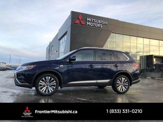 New 2020 Mitsubishi Outlander GT for sale in Grande Prairie, AB