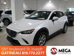 Used 2020 Mazda CX-3 GS AWD for sale in Gatineau, QC