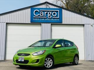 Used 2014 Hyundai Accent GL for sale in Stratford, ON