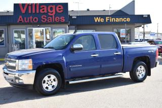 Used 2013 Chevrolet Silverado 1500 LT Bluetooth! Cruise Control! 4X4! for sale in Saskatoon, SK