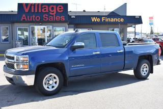 Used 2015 Chevrolet Silverado 1500 LS Back-Up Camera! Cruise Control! for sale in Saskatoon, SK