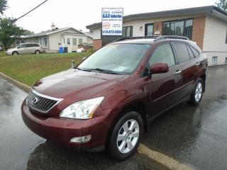 Used 2009 Lexus RX 350 for sale in Ancienne Lorette, QC