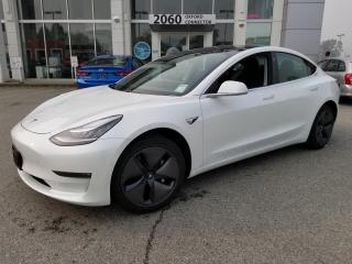 Used 2019 Tesla Model 3 STANDARD RANGE PLUS for sale in Port Coquitlam, BC
