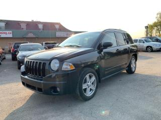 Used 2010 Jeep Compass Sport/North AS-IS | REBUILT TITLE for sale in Bolton, ON