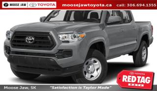New 2020 Toyota Tacoma for sale in Moose Jaw, SK