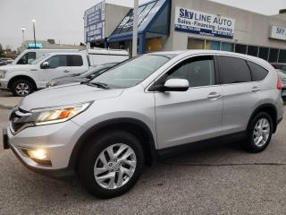 Used 2016 Honda CR-V SE PUSH START|NO ACCIDENTS|CAMERA|CERTIFIED for sale in Concord, ON