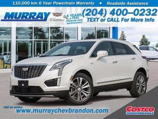 New 2021 Cadillac XT5 Premium Luxury for sale in Brandon, MB