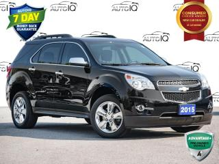 Used 2015 Chevrolet Equinox 2LT CLEAN CARFAX | KEYLESS REMOTES | for sale in St Catharines, ON
