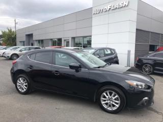 Used 2014 Mazda MAZDA3 GS *TOIT/ROOF *CAMERA *A/C *M6 *CRUISE for sale in St-Hubert, QC