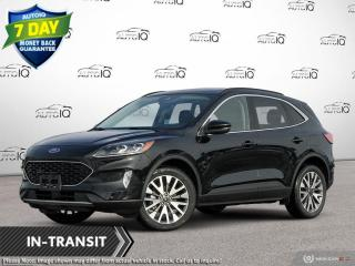 New 2020 Ford Escape PHEV Titanium for sale in Kitchener, ON