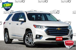 Used 2019 Chevrolet Traverse HIGH COUNTRY | AWD | 3.6L V6 | NAVIGATION for sale in Kitchener, ON