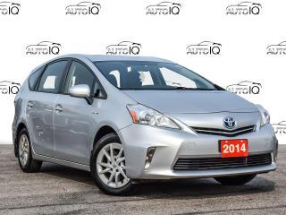 Used 2014 Toyota Prius V for sale in Tillsonburg, ON