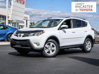 Used 2013 Toyota RAV4 XLE for sale in Ancaster, ON