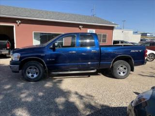 Used 2008 Dodge Ram 1500 SXT Quad Cab 4WD for sale in Saskatoon, SK