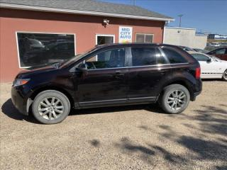 Used 2013 Ford Edge Limited AWD for sale in Saskatoon, SK