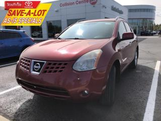 Used 2010 Nissan Rogue AS-IS - 2 SETS OF TIRES for sale in Stouffville, ON