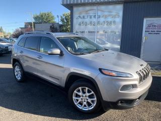 Used 2014 Jeep Cherokee ***NORTH,BAS KILO,AUTOMATIQUE,MAGS,A/C** for sale in Longueuil, QC
