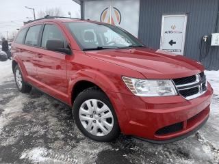 Used 2015 Dodge Journey ***SE,AUTOMATIQUE,4 CYL,AUBAINE*** for sale in Longueuil, QC