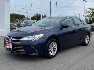 Used 2015 Toyota Camry LE-ONE OWNER+BOUGHT+SERVICED HERE! for sale in Cobourg, ON