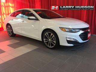 Used 2020 Chevrolet Malibu Premier Leather | Navigation | Sunroof for sale in Listowel, ON