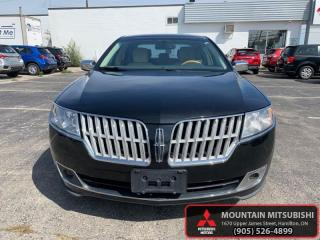 Used 2012 Lincoln MKZ Base  - Leather Seats -  Cooled Seats - $34.94 /Wk for sale in Hamilton, ON