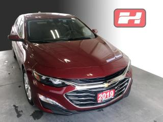 Used 2019 Chevrolet Malibu LT Sedan | Wi-Fi Equipped | Remote Start for sale in Stratford, ON