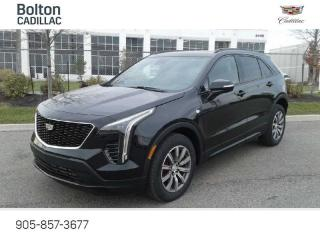 New 2021 Cadillac XT4 Sport - $352 B/W for sale in Bolton, ON