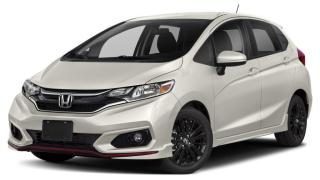 New 2020 Honda Fit Sport for sale in Whitchurch-Stouffville, ON