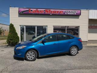 Used 2012 Ford Focus SE LOCAL TRADE for sale in Tilbury, ON