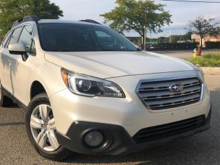 Used 2017 Subaru Outback 5dr Wgn CVT 2.5i PZEV for sale in Waterloo, ON