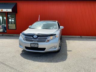Used 2009 Toyota Venza 4DR WGN AWD for sale in Guelph, ON