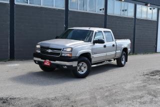 Used 2005 Chevrolet Silverado 2500 HD LT for sale in Winnipeg, MB